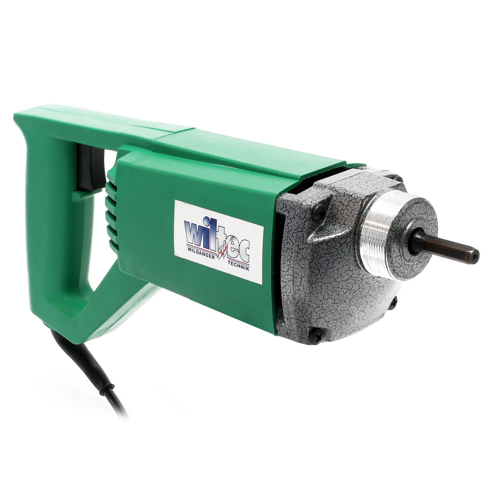 Vibreur Béton 800W 5600 U//min Aiguille vibrante Ø35mm Vibreur électrique manuel