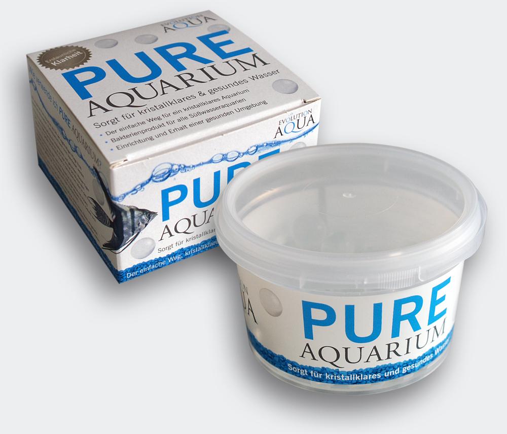 Evolution aqua pure aquarium 50 boules pour filtre for Filtre pour aquarium boule