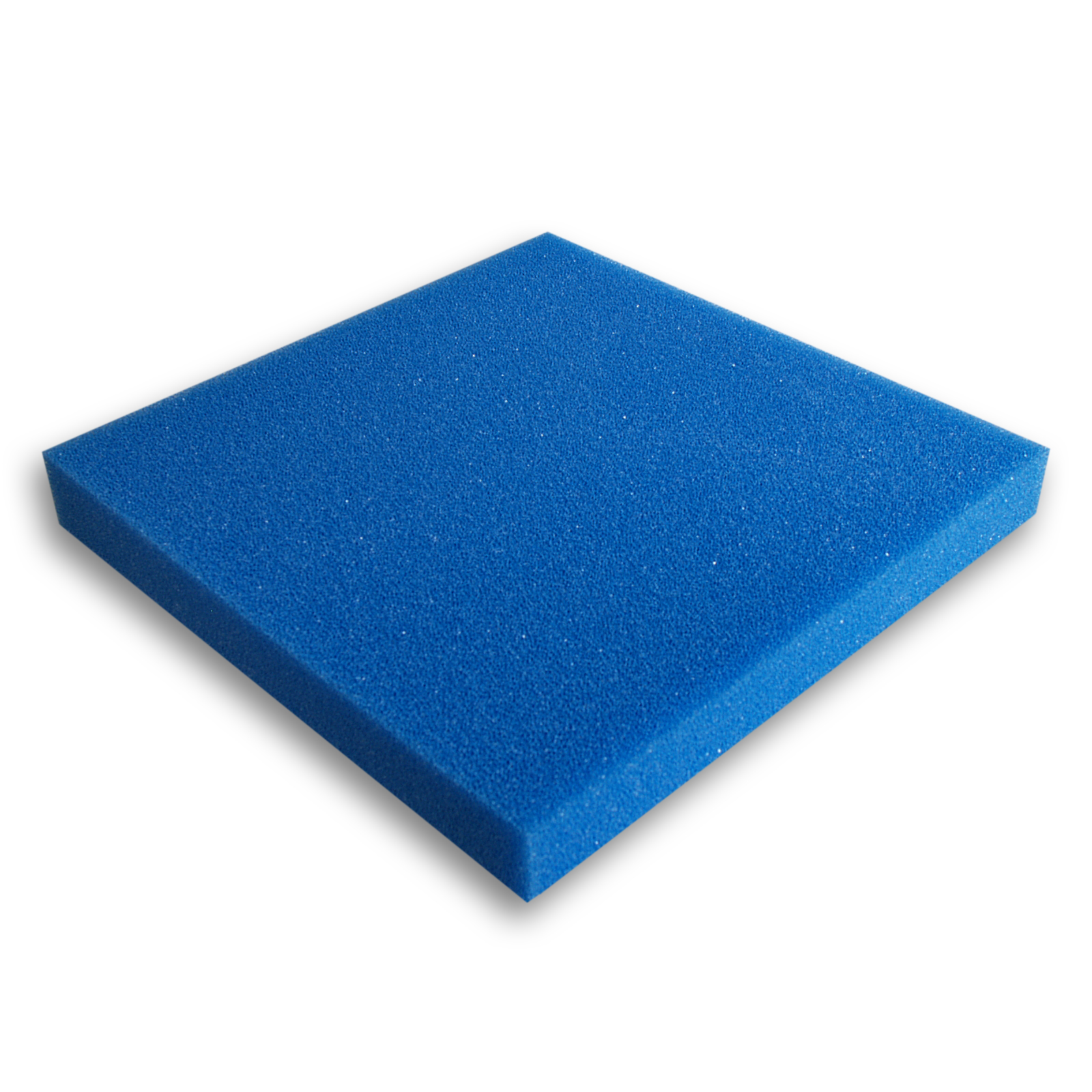 Filter sponge foam mat 100x100x5cm medium 20ppi for Gartengestaltung 100 qm