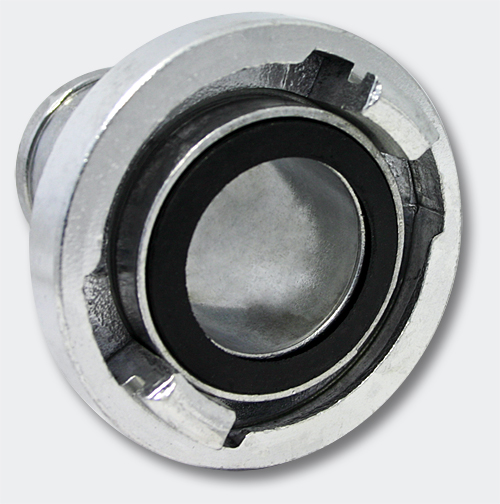 """Schlauch Druckkupplung Verbinder Storz C//52 Fußventil Set 52mm 2/"""""""