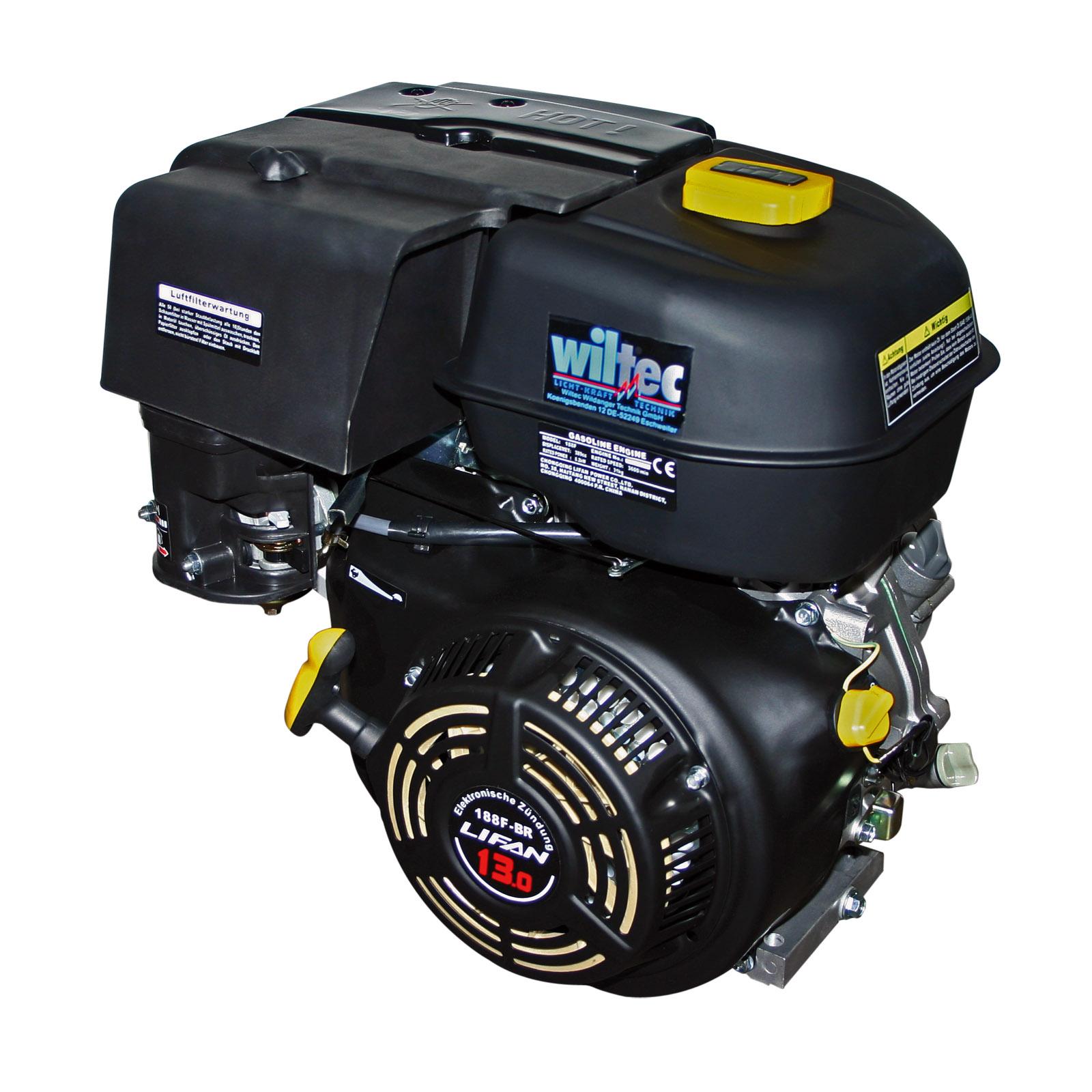 Lifan 188 Petrol Gasoline Engine 9 5kw 13hp Wet Clutch