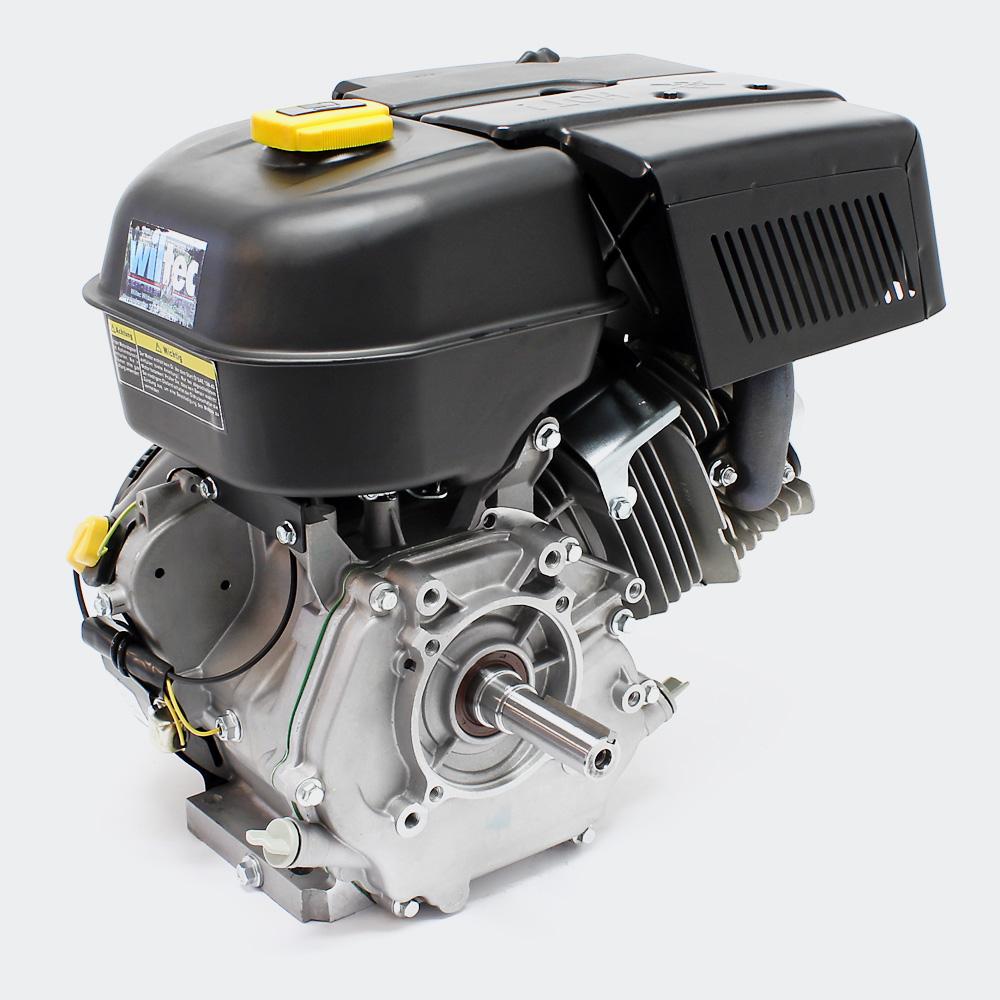 LIFAN 190 Benzinmotor 10.5kW (14.3PS) 4Takt 25mm luftgekühlt Handstart