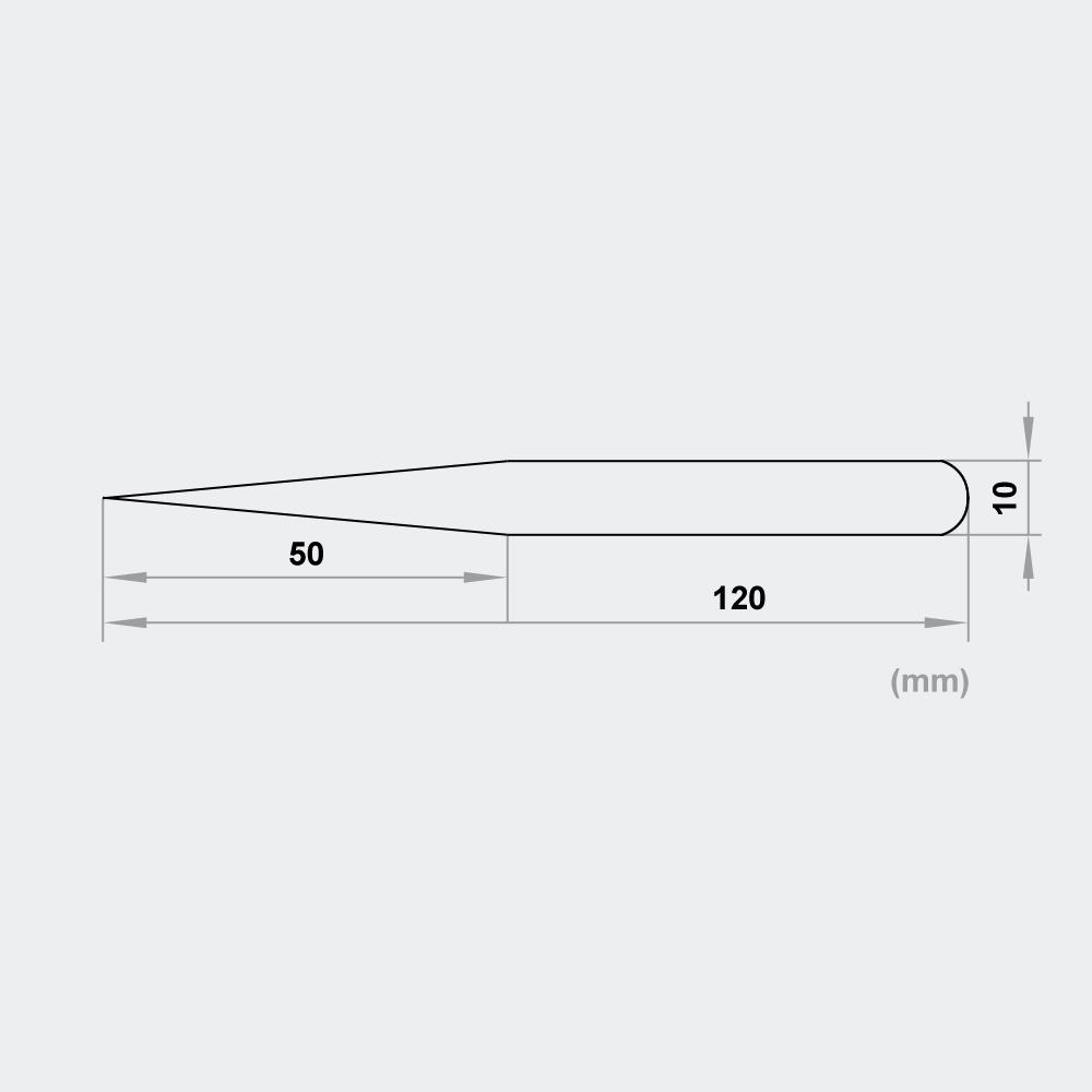 Vetus Pinzette 1-SA Super-Fine High Precision